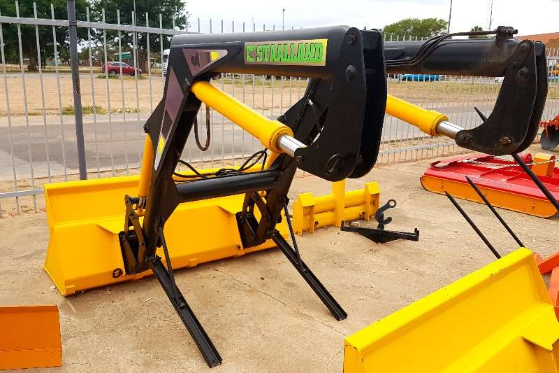 Tractors Other Staalland load bucket 2016