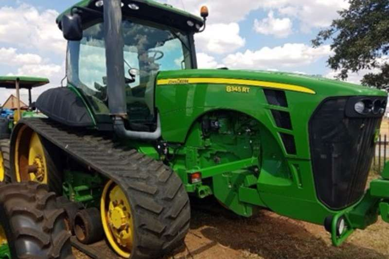 Tractors Other Tractors 8345 RT 2013