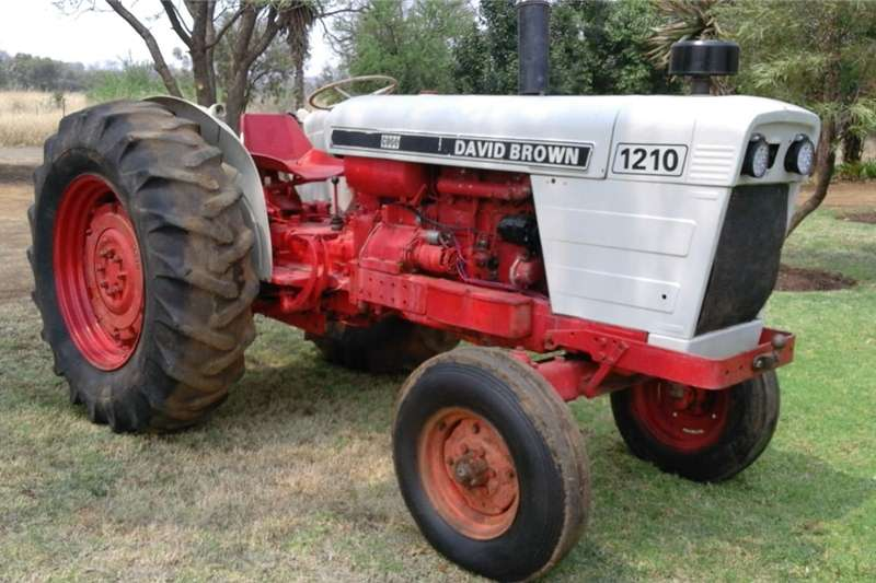 Other tractors David Brown Case 1210 Tractor for sale Tractors