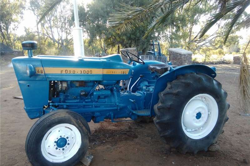 Tractors Other Tractors Ford 3000