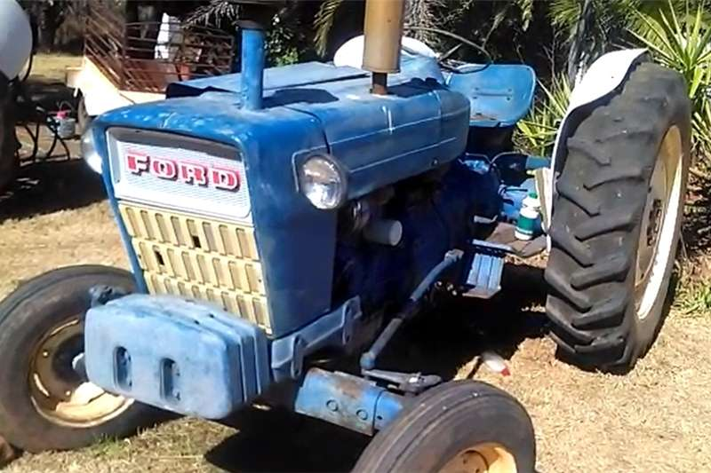 Tractors Other Tractors Ford 4000