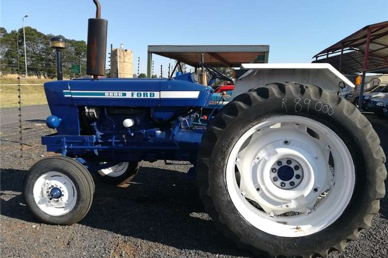 Other tractors Ford 6600 for sale Tractors