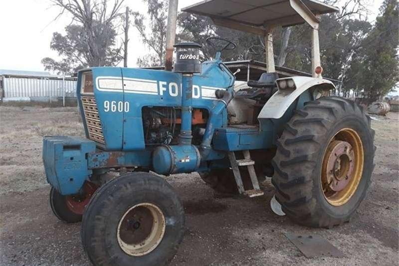 Other tractors Ford 9600 Trekker vir Onderdele Tractors