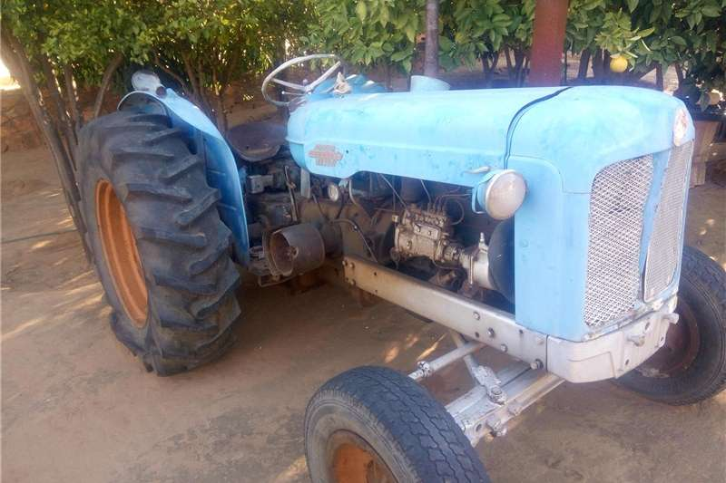 Tractors Other Tractors Ford Major for sale