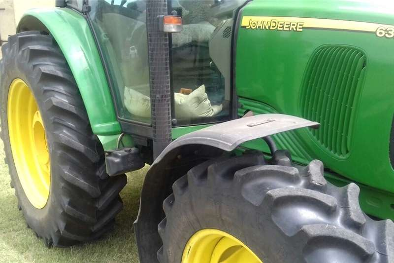 Other tractors JOHN DEERE 6320 CAB Tractors