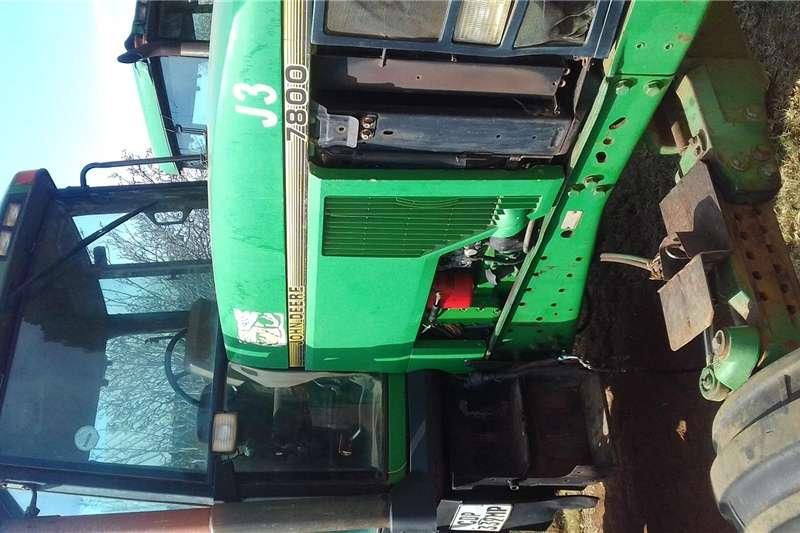 Other tractors John deere 7800 tracktor Tractors