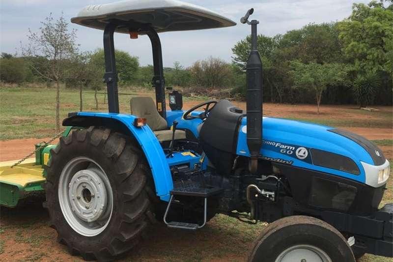 Other tractors Landini Tecno Farm 60 Tractor Tractors