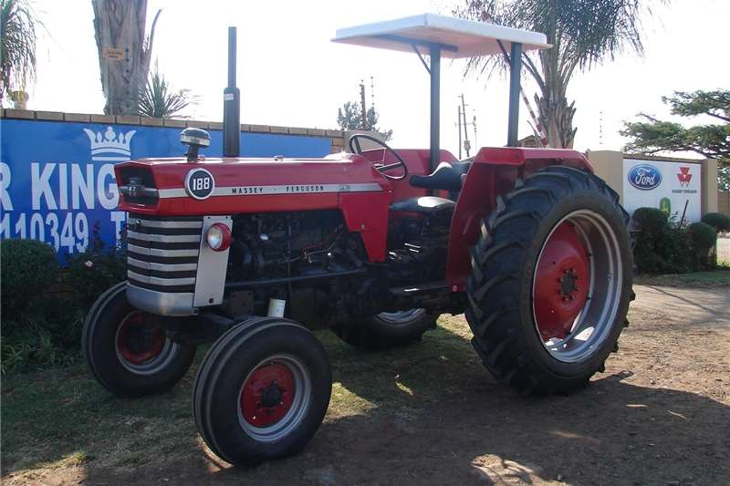 Tractors Other Tractors Massey Ferguson 188 Tractor Refurbished and Respra
