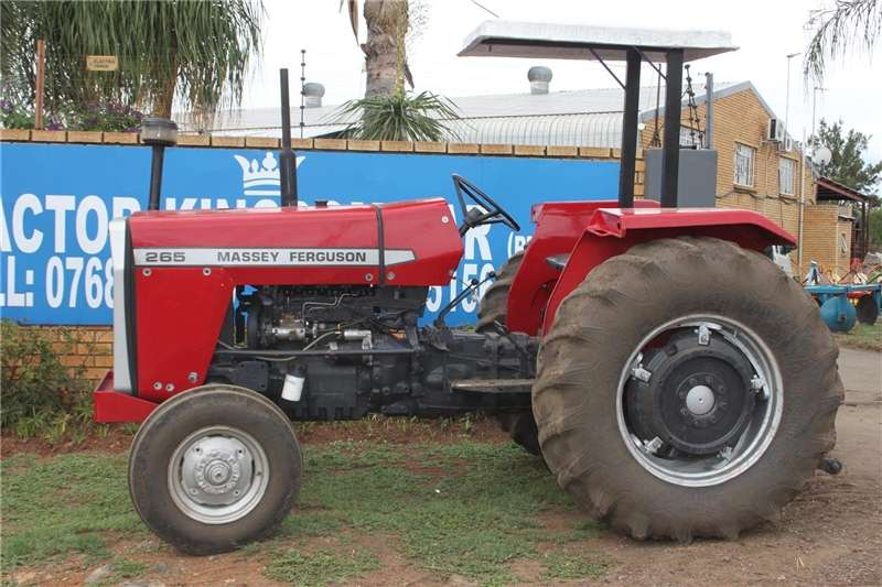 Tractors Other Tractors Massey Ferguson 265 Tractor Refurbished and Respra