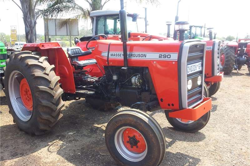 Tractors Other Tractors Massey Ferguson 290 2WD tractor Refurbished and Re