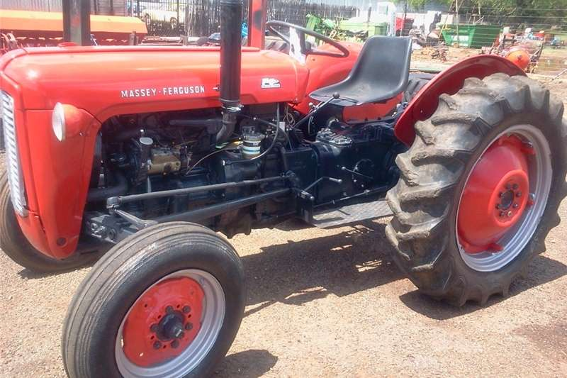 Other tractors Massey Ferguson 35X Refurbished and Resprayed Tractors