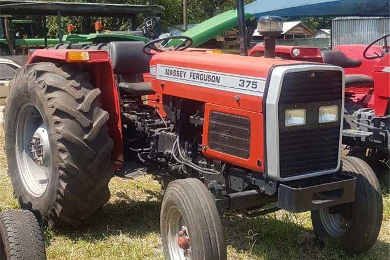 Tractors Other Tractors Massey Ferguson 375 2WD Tractor Refurbished and Re