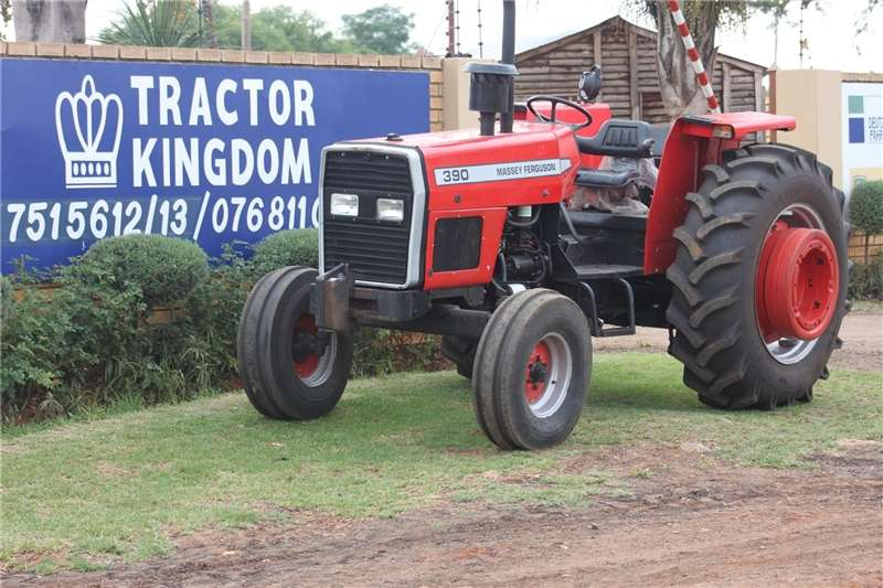 Tractors Other Tractors Massey Ferguson 390 2WD Tractor Refurbished and Re