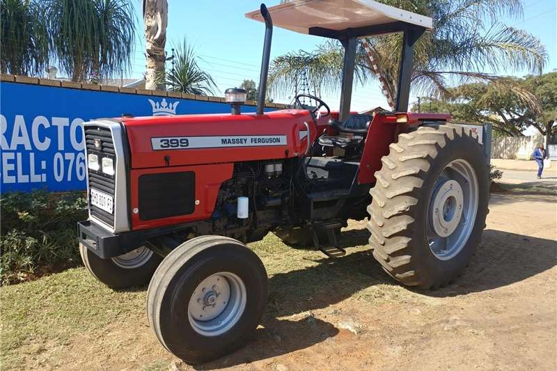 Tractors Other Tractors Massey Ferguson 399 2WD Tractor Refurbished and Re