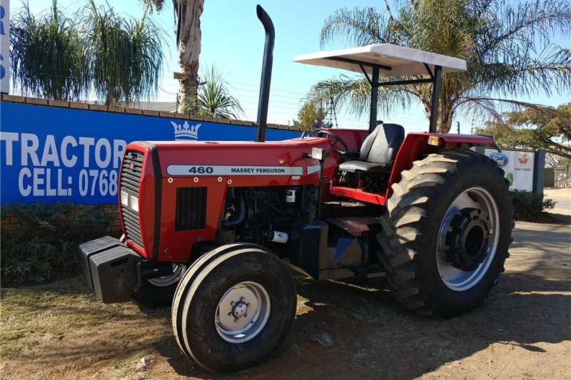 Tractors Other Tractors Massey Ferguson 460 2WD Tractor Refurbished and Re