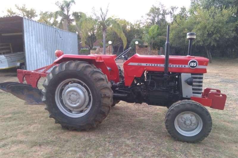 Other tractors MASSEY FERGUSON TRACTOR Tractors