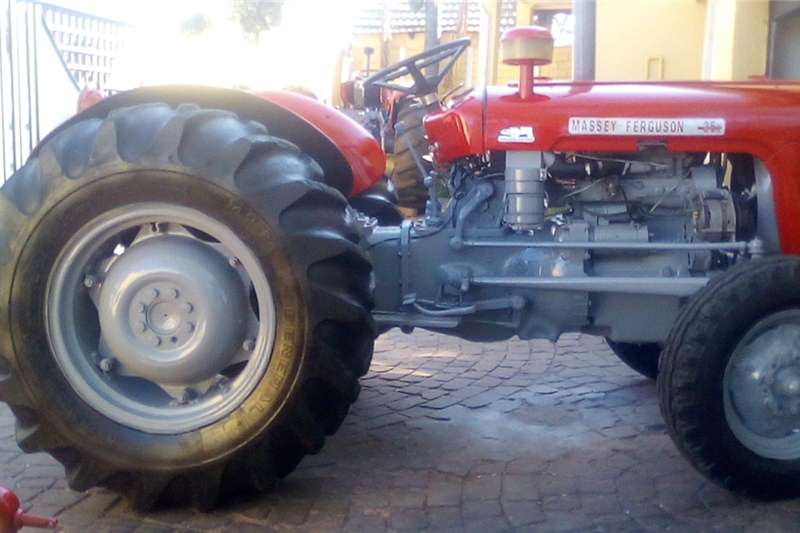 Other tractors Massey Ferguson X35 for sale Tractors