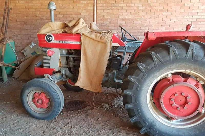 Other tractors Massey Furgeson 175 & 188 Tractors