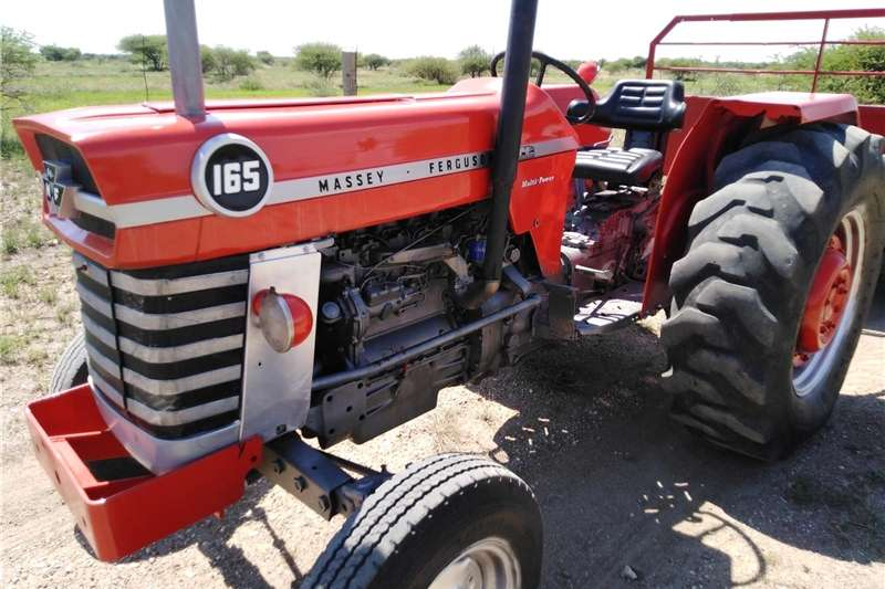 Other tractors Mercy Fugusen 165 for sale. Tractors