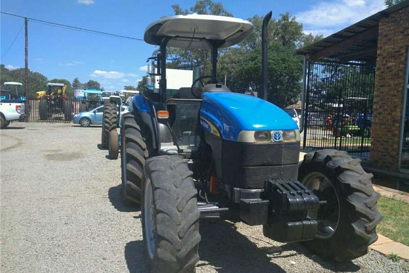 Other tractors S2657 Blue New Holland TD80 60kW/80Hp Pre Owned Tr Tractors