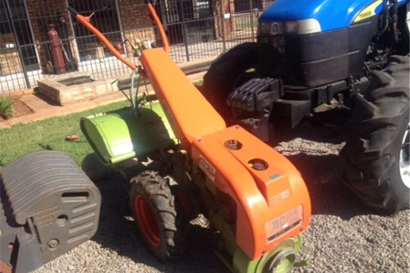 Other tractors S2777 Green Agria 2700 DL Walk Behind Tractor With Tractors
