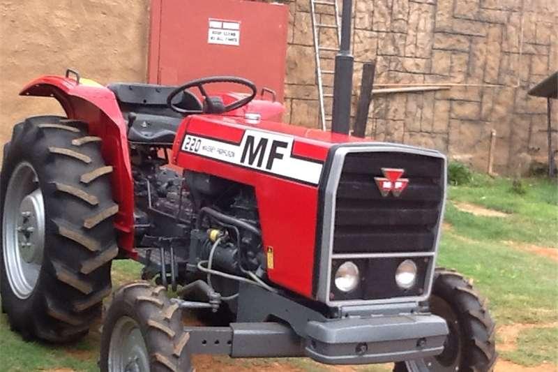 Other tractors tractor massey ferguson 220 Tractors