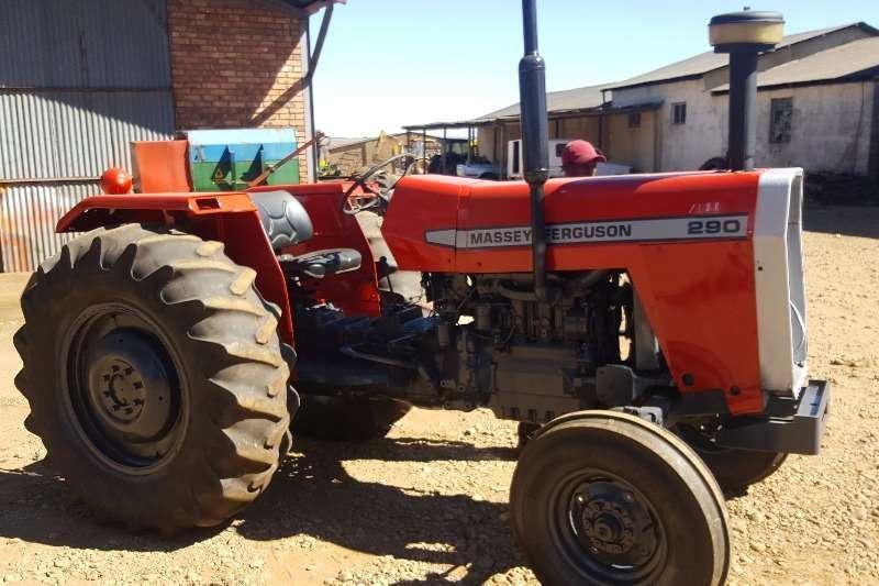 Other tractors Used Massey Ferguson 290 Tractors Tractors
