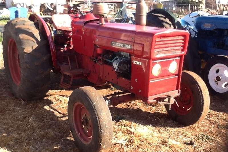 Tractors Other Tractors volvo BM430 tractor