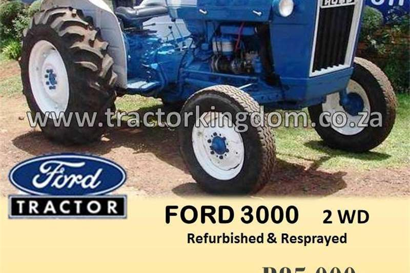 Tractors Other Tractors WIDE RANGE OF FORD TRACTORS AVAILABLE