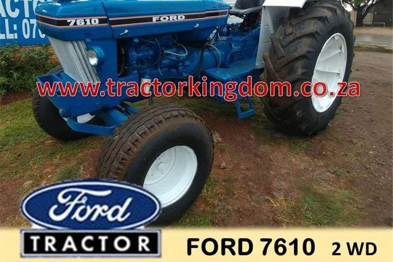 Other tractors WIDE RANGE OF FORD TRACTORS AVAILABLE Tractors