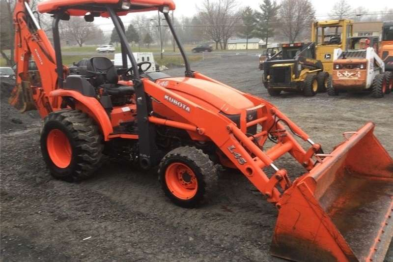 Other tractors With Everything Checked This is A TLB Tractor Not Tractors