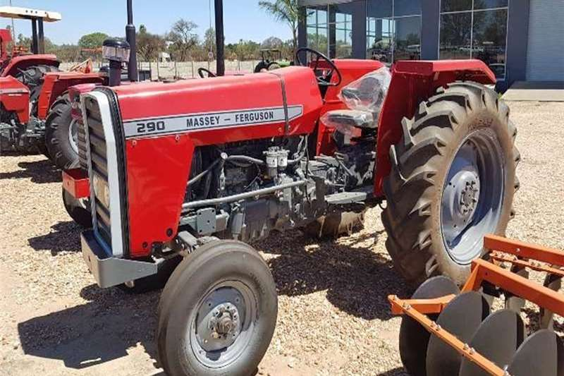Tractors Row Crop Tractors we are selling Used Massey Ferguson 290 Tractor
