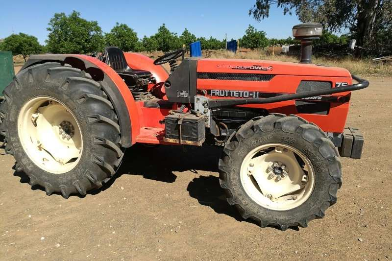 SAME 75 4 WD BOORD Tractors