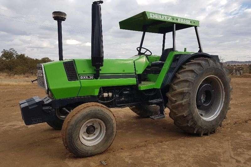 Speciality tractors Deutz Fahr DX6.30 Tractor For Sale Tractors
