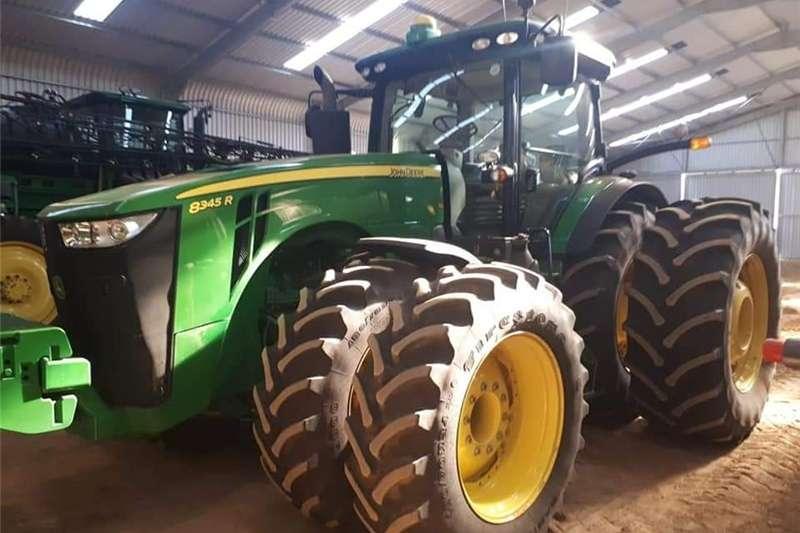 Tractors Speciality Tractors John Deere 8345R 2014
