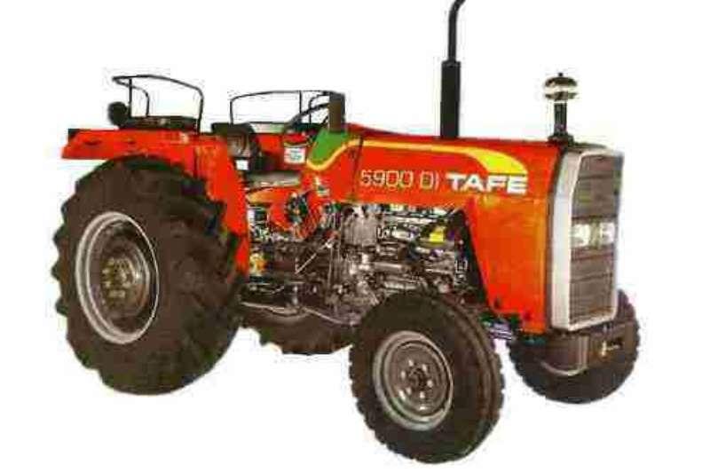 TAFE 5900 DI 2 WD Tractors