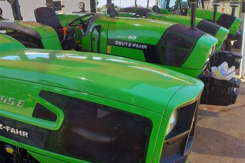 Two wheel drive tractors DEUTZ FAHR Tractors Tractors