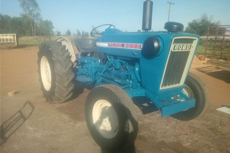 Tractors Two Wheel Drive Tractors ford 3000