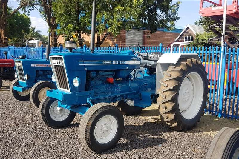 Tractors Two Wheel Drive Tractors ford 6600