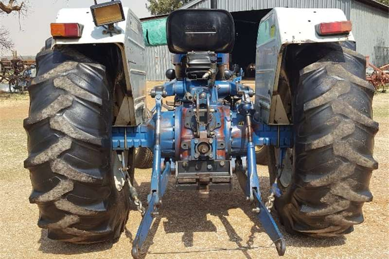 Two wheel drive tractors FORD 6610 for sale/te koop Tractors