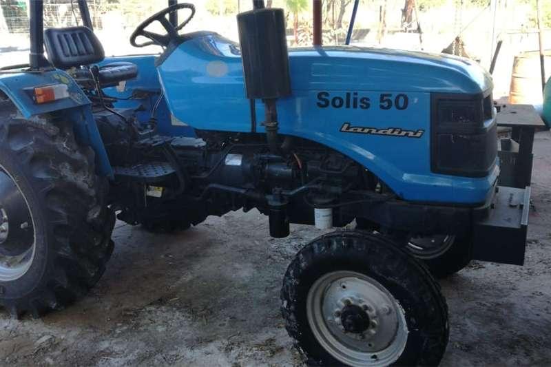 Two wheel drive tractors Landini solis 50model 2x4 Tractors