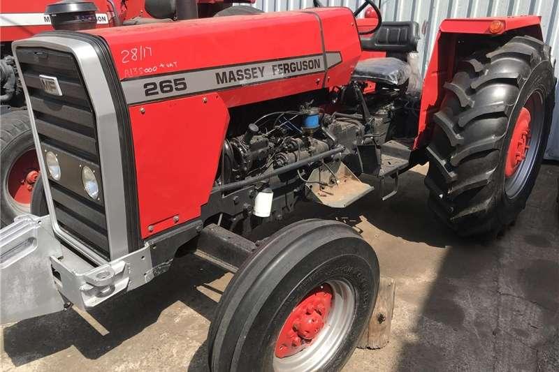 Tractors Two Wheel Drive Tractors Massey ferguson 265