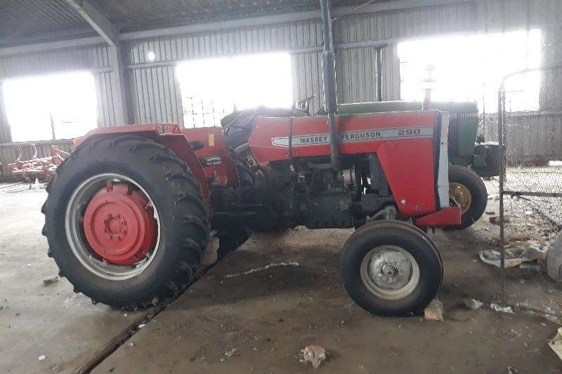 Tractors Two Wheel Drive Tractors Massey Ferguson 290 Tractor for sale