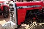 Tractors Two wheel drive tractors Massey Ferguson 290 xtra 2012