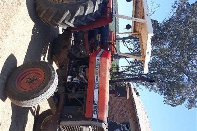 Tractors Two Wheel Drive Tractors Massey Ferguson 390