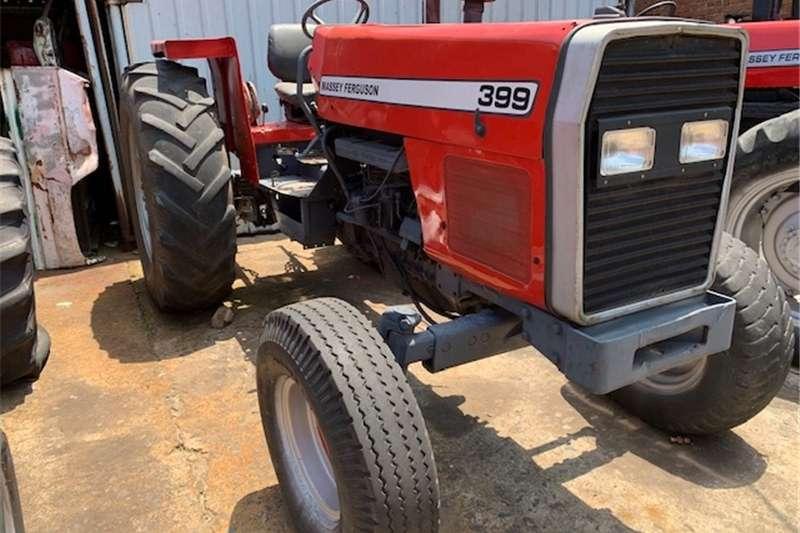 Two wheel drive tractors Massey Ferguson 399 2x4 Tractors