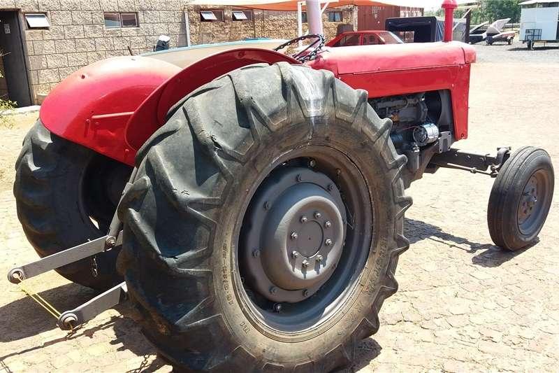 Two wheel drive tractors Massey Ferguson 65 Tractors