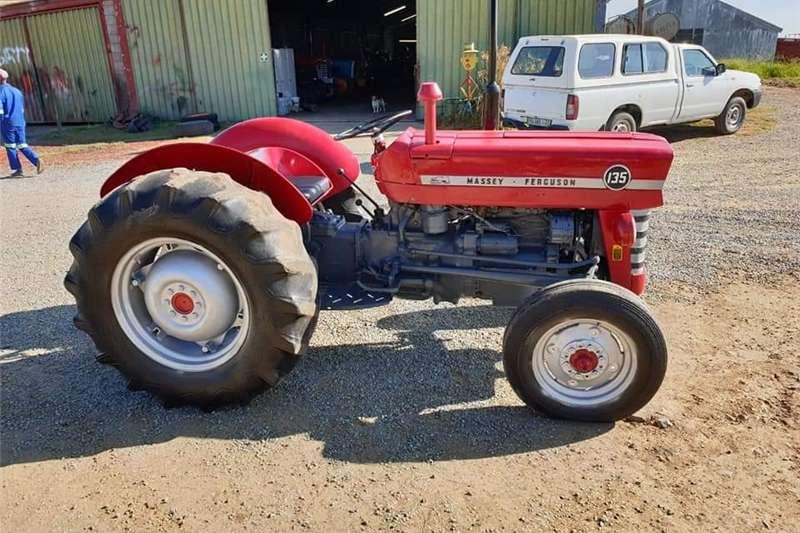 Tractors Two Wheel Drive Tractors Massey Ferguson M135