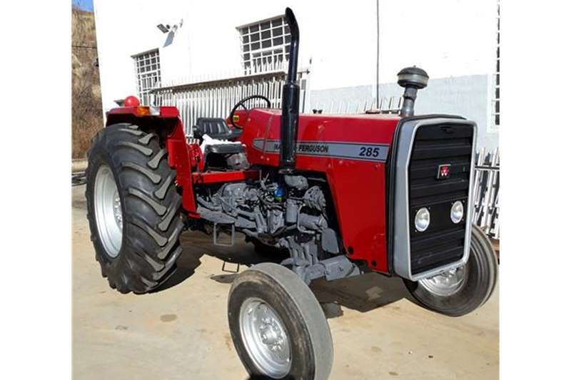 Tractors Two Wheel Drive Tractors Massey Ferguson MF 285 tractor for sale