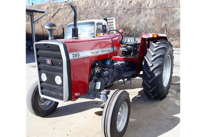 Two wheel drive tractors Massey Ferguson MF 285 tractor for sale Tractors